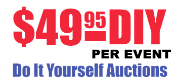 $49.95 Do it yourself auction
