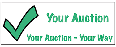 your auction run manage and sell