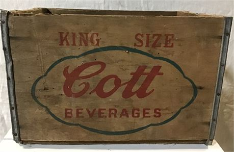 Bid Buy Get Online Full Service Diy Estate Auction Sales Vintage Wood Create Cott Beverages